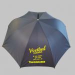 Paraplu-blauw-geel