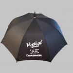 Paraplu-zwart-wit